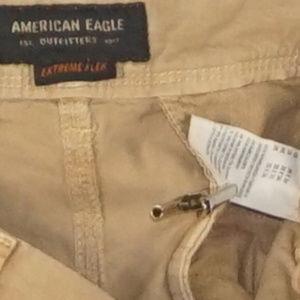 American Eagle Outfitters Pants - AEO extreme flex khaki chino pants EUC 30X36